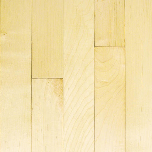 Maple solid hardwood flooring 3 4 x 3 24 at for Hardwood floors menards