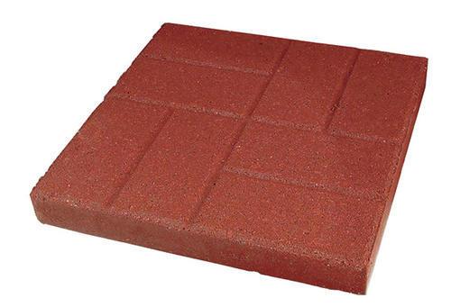 """16"""" Brickface Patio Block At Menards®"""