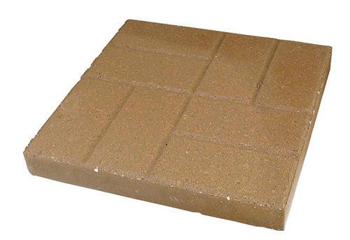 """12"""" Brickface Patio Block At Menards®"""