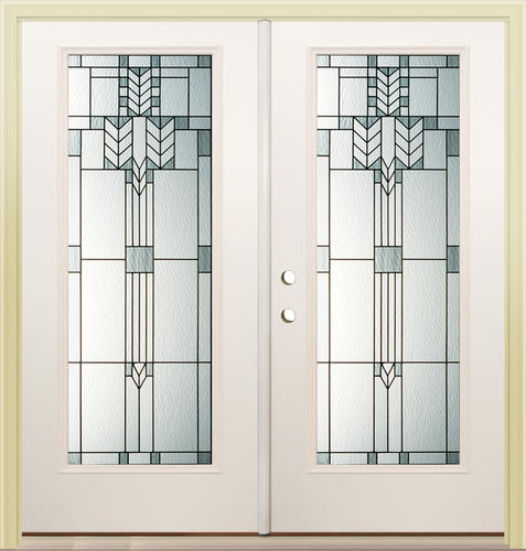 Mastercraft MO 686 Steel 72 X 80 Full Lite French Patio Door At M
