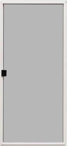 Mastercraft White 6 Ft Sliding Patio Door Screen Kit LH At Menards