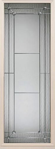 Mastercraft fl 686 full lite primed steel prehung ext - Menards exterior doors with glass ...