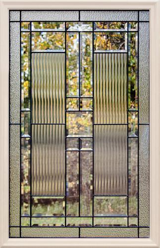 Mastercraft LA 656 Half Lite Primed Steel Prehung Ext Door At Menards