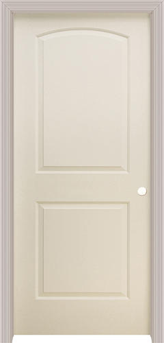 mastercraft primed split jamb arch 2 pnl prehung interior door at menards. Black Bedroom Furniture Sets. Home Design Ideas