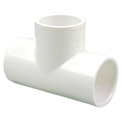 NIBCOR 8 X 4 PVC Tee At MenardsR