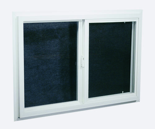 Sliding Window W J Channel And Insulated Glass At Menards