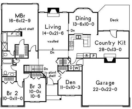 Electrical Plan For Garage