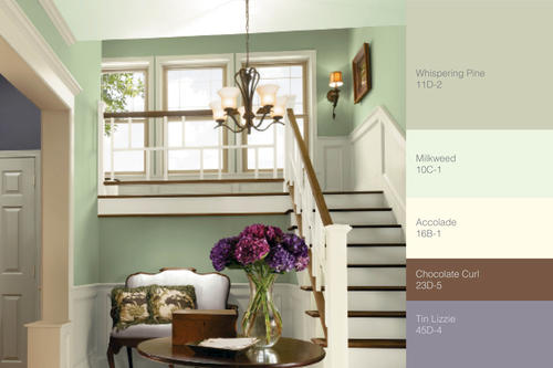 Pittsburgh Our Best Interior Paint Colors Fan Deck Plus Painting Tips At Menards
