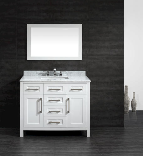 "42"" Malibu Vanity Ensemble W/ Mirror At Menards®"