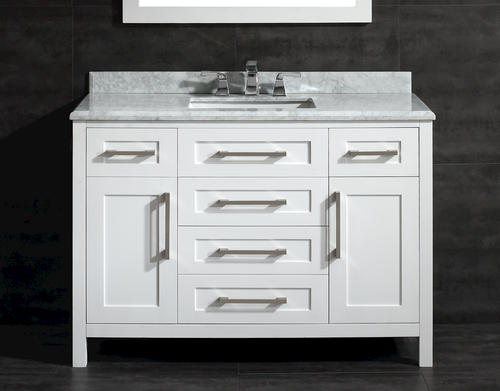 48 39 39 malibu vanity ensemble no mirror at menards - Menards bathroom vanities 48 inches ...