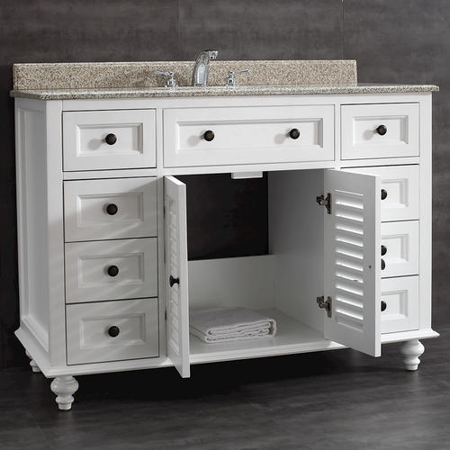 Heather 48'' Bathroom Vanity Ensemble At Menards®