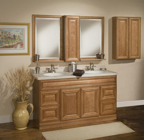 """Pace Plantation Series 60"""" X 21"""" Vanity With Drawers At"""