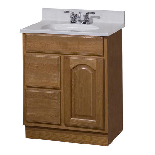 pace king james series 24 x 18 vanity with drawers on