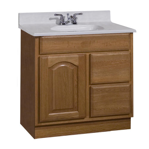 bathroom cabinets at menards pace king series 30 quot x 18 quot vanity with drawers on 15619
