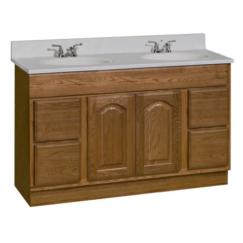 Pace king james series 48 x 18 vanity at menards - Menards bathroom vanities 48 inches ...