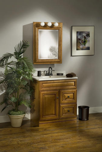 Pace Plantation Series 24 Quot Lighted Medicine Cabinet At