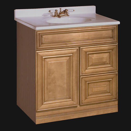 pace plantation series 30 x 18 vanity with drawers on