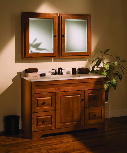 pace princeton series 48 x 21 vanity with drawers at