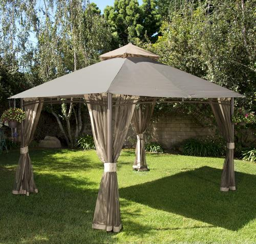 13' X 10' Roof Style Gazebo At Menards®