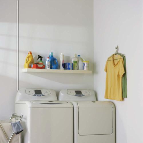 plas tex polywall x 4 39 x 10 39 white waterproof. Black Bedroom Furniture Sets. Home Design Ideas
