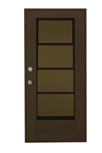 Eze Breeze Bronze Cabana Door W Kickplate At Menards 174