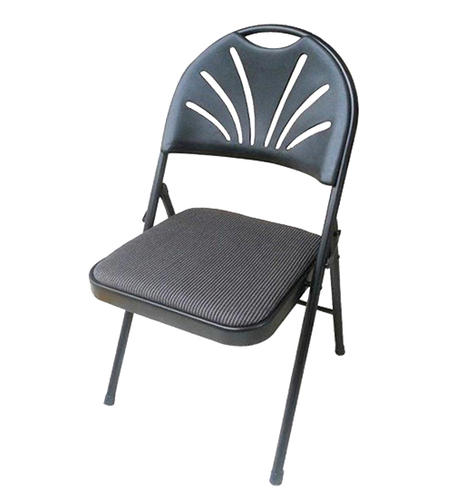 "16"" Padded Poly Folding Chair at Menards"