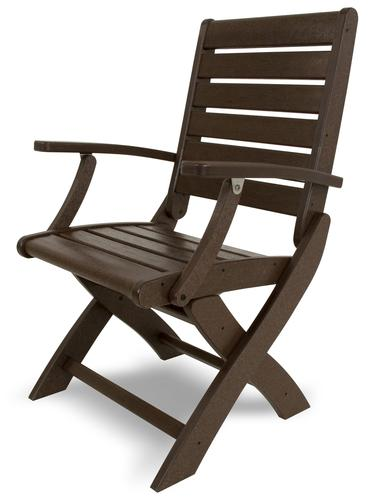 POLYWOOD Signature Folding Chair at Menards