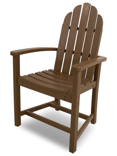 Polywood Classic Adirondack Dining Chair At Menards