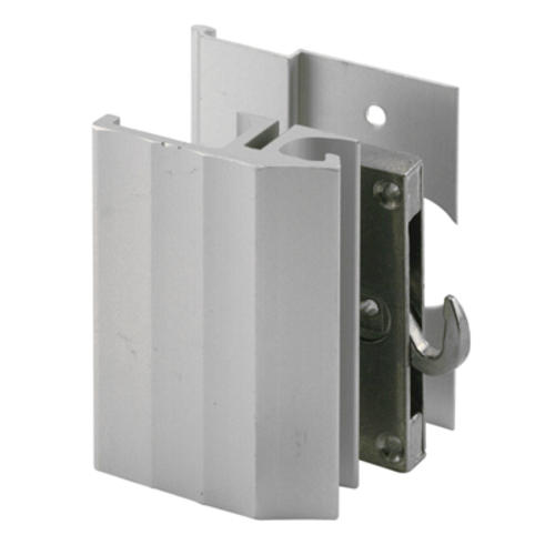 Prime line 3 1 4 aluminum sliding screen door latch and for Aluminum sliding screen door