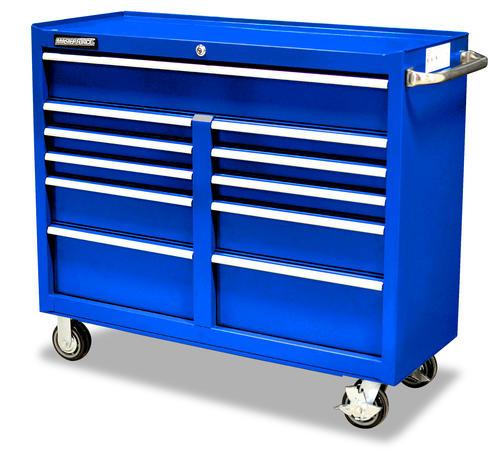 """Masterforce® 46"""" 11-Drawer Tool Cabinet At Menards®"""
