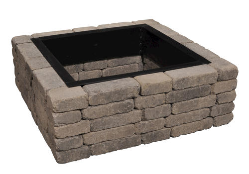 Backyard Creations 36 Quot Square Fire Ring At Menards 174