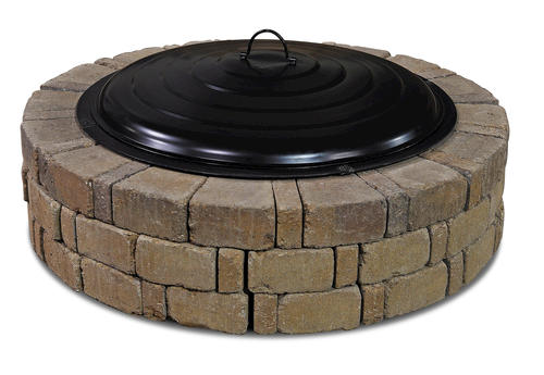 Backyard Creations 31 Quot Fire Ring Lid At Menards 174