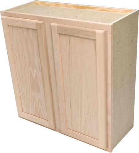kitchen wall cabinets unfinished quality one 30 quot x 30 quot unfinished oak standard wall 22145