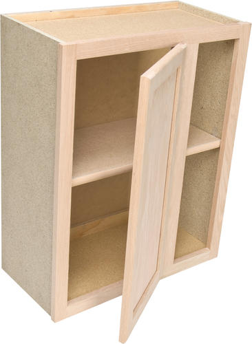 """quality one™ 24"""" x 30"""" unfinished oak reversible blind"""