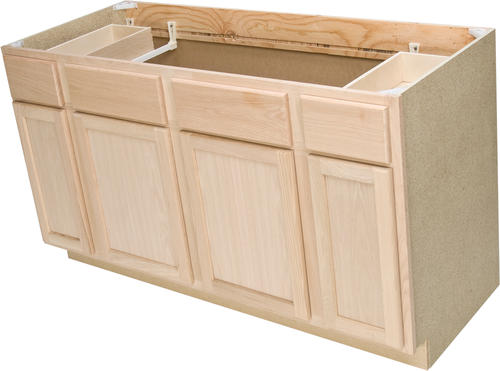 Quality One 60 Quot X 34 1 2 Quot Sink Kitchen Base Cabinet At