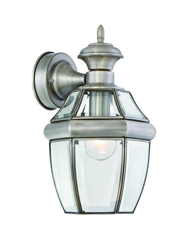 Wall Light Fixtures Menards : Patriot Lighting Carriage 14