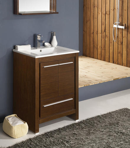 Fantastic Magick Woods 48quot Charlotte Collection Vanity Base At Menards