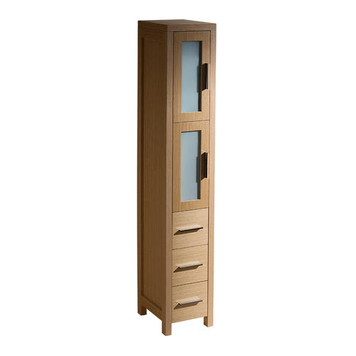 menards bathroom storage cabinets fresca torino light oak bathroom linen side cabinet 19441