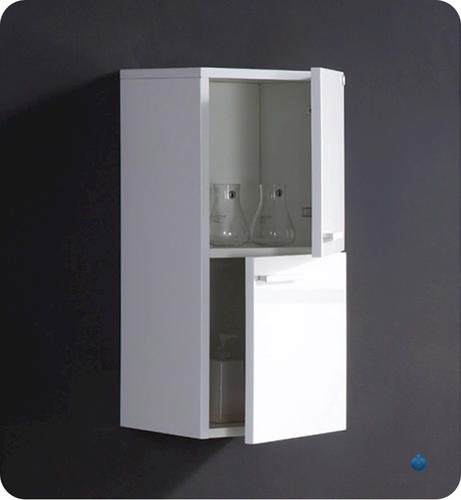 white bathroom linen side cabinet w 2 storage areas at menards