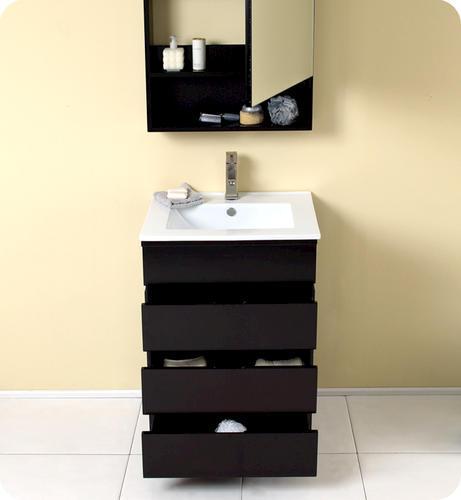 amato espresso modern bathroom vanity w medicine cabinet at menards