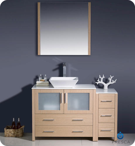 Lighted Vanity Mirror Menards : Fresca Torino 48