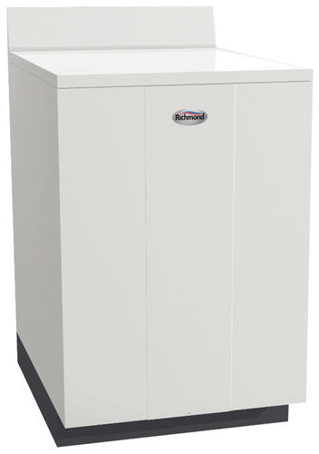 richmond 40 gallon electric 6 year table top water heater at menards. Black Bedroom Furniture Sets. Home Design Ideas
