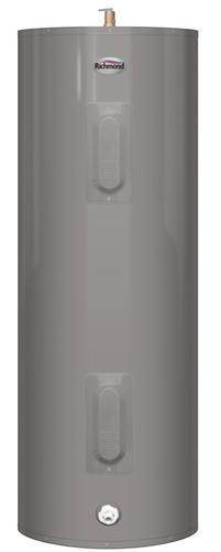richmond 40 gallon electric 6 year medium water heater at menards. Black Bedroom Furniture Sets. Home Design Ideas