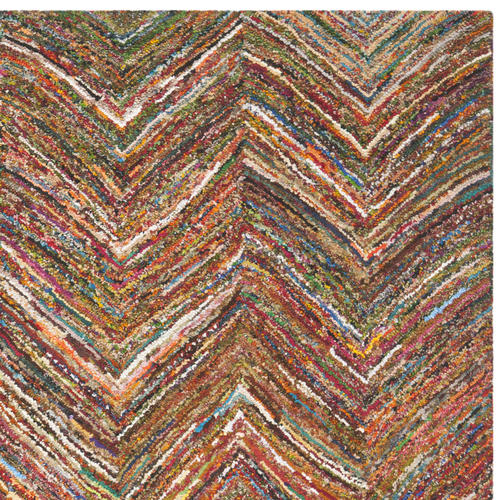Gramercy Nantucket Collection Area Rug 4' X 4' Square At