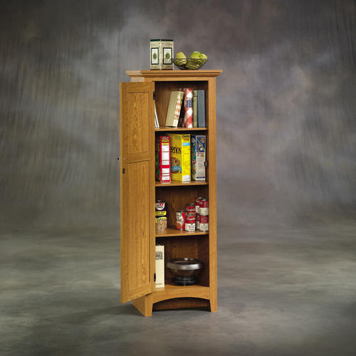 Sauder Select Carolina Oak Pantry At Menards