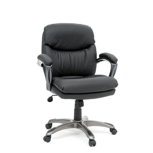Sauder Office Chair Black Manager Chair At Menards