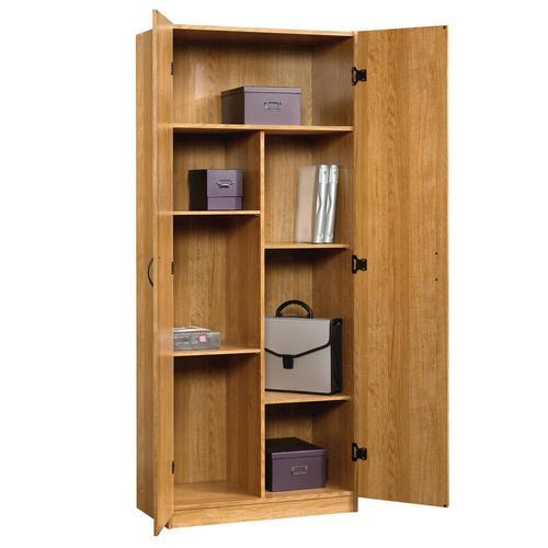 Sauder Beginnings Collection Storage Cabinet At Menards