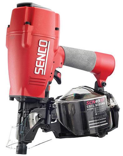 Senco 174 Scn49 Coil Siding Nailer At Menards 174