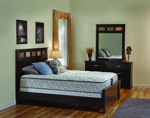 Serta Perfect Sleeper Blue Ridge Eurotop Mattress at
