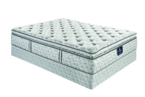 Serta Perfect Sleeper Laurelgrove Pillow Top Mattress at